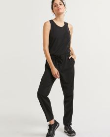 Sleeveless Ankle Jumpsuit Hyba