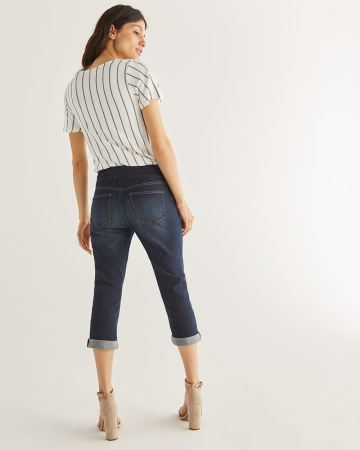 The Original Comfort Capri Skinny Jean