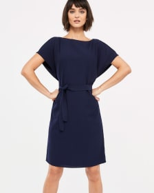 Willow & Thread Cold-Shoulder Dress