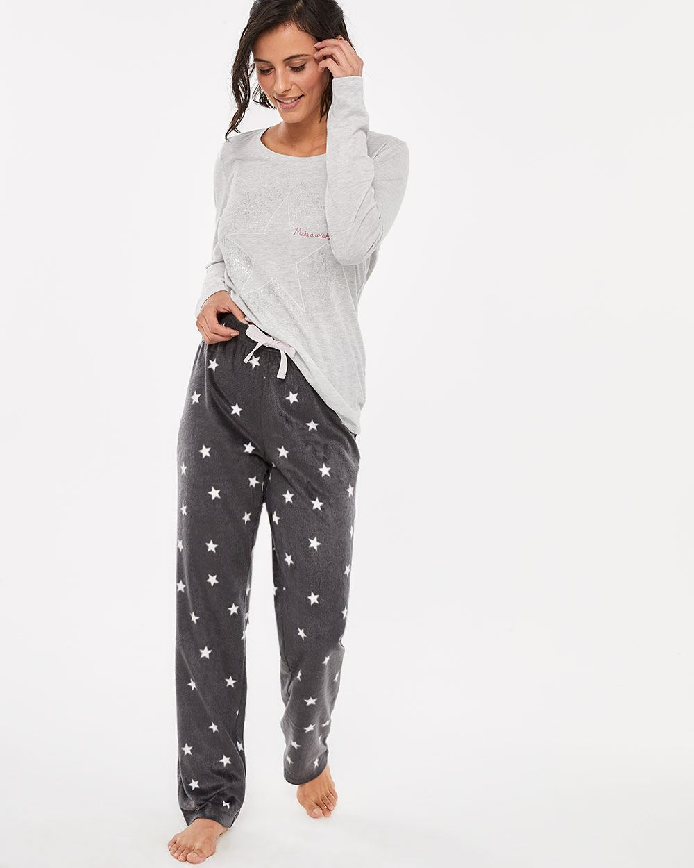 Fleece PJ Set