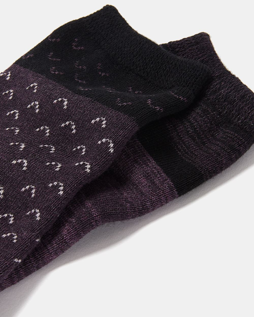 Hyba 2-Pack Cotton-Blend Knitted Socks
