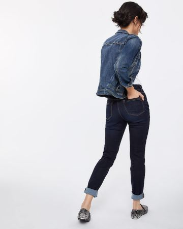 The Urban Contour Double Shank Skinny Jeans