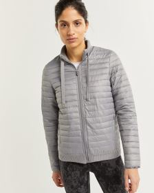 Packable Insulated Quilted Jacket Hyba