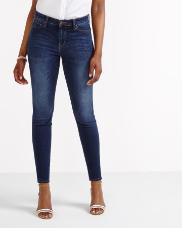 The Skinny Ankle Sculpting Jean