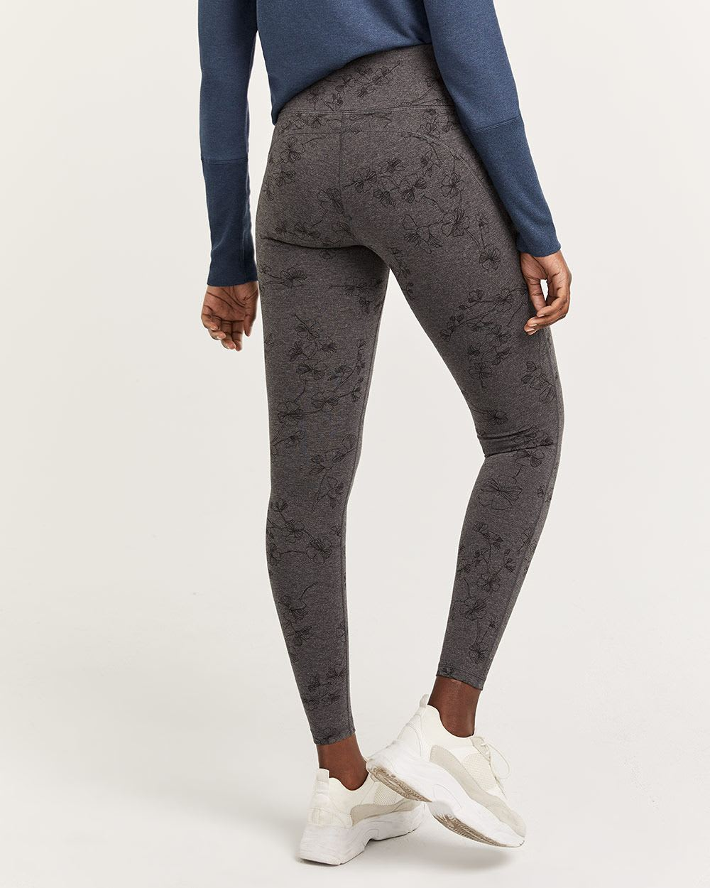 Hyba Printed Sculptor Leggings