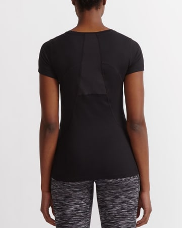 Hyba T-Shirt with Mesh