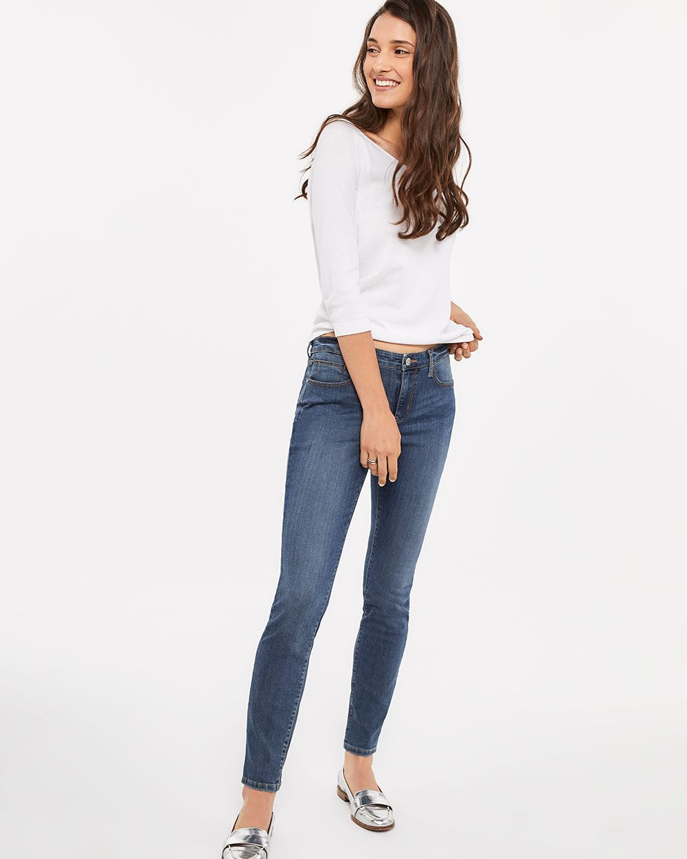 dfddaf95f916 The Signature Soft Tall Skinny Jeans | Tall | Reitmans
