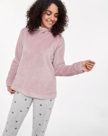 Plush PJ Top