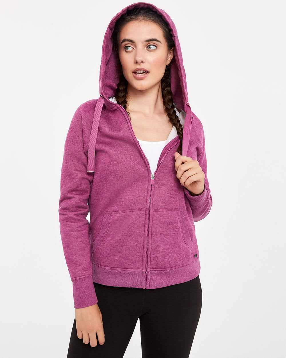 Hyba Essential French Terry Hoodie