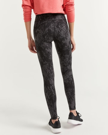 Printed Sculptor Leggings Hyba