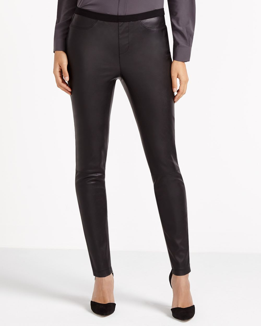 ea936b5de4b87 The Faux Leather Legging by Meghan Markle | Women | Reitmans