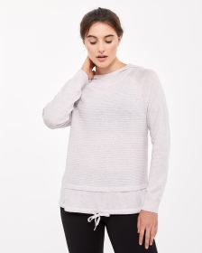 Hyba Hooded Fooler Sweater