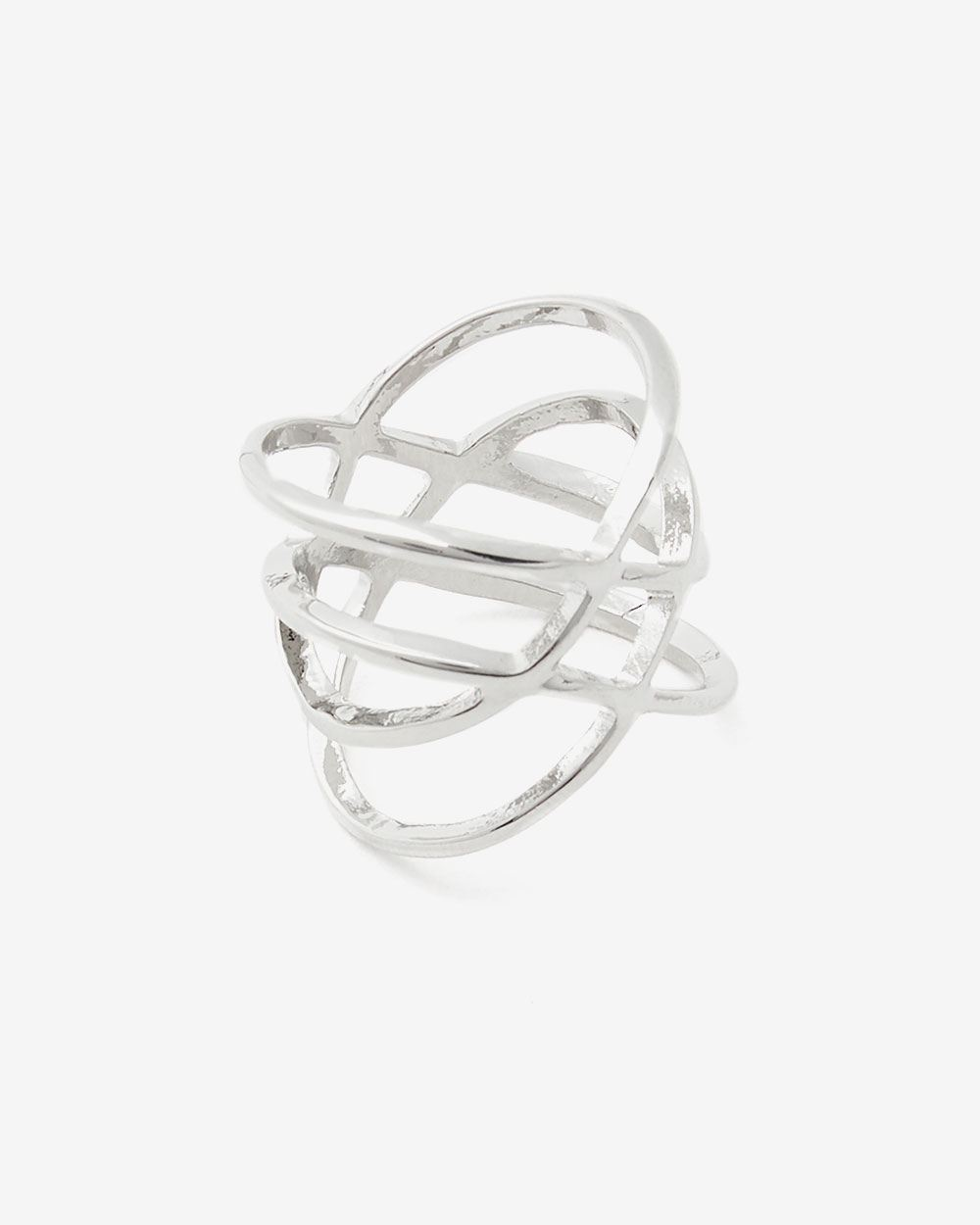 Sculpted Ring
