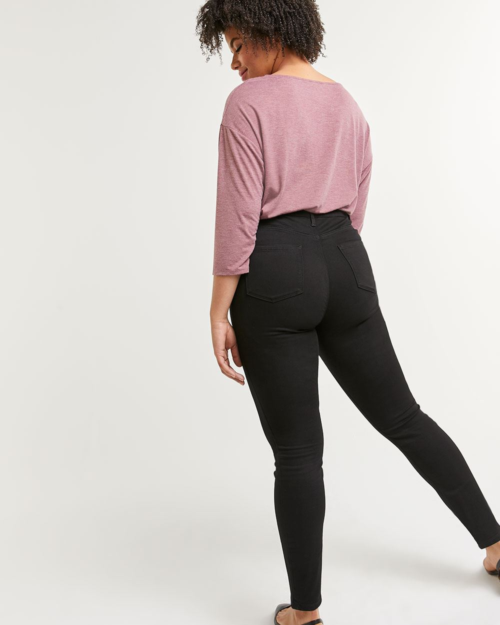 Super High Rise Skinny Jeans The Insider
