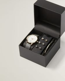 Watch & Jewelry Gift Set