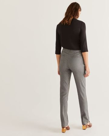 The Iconic Jacquard Pull On Pants - Tall