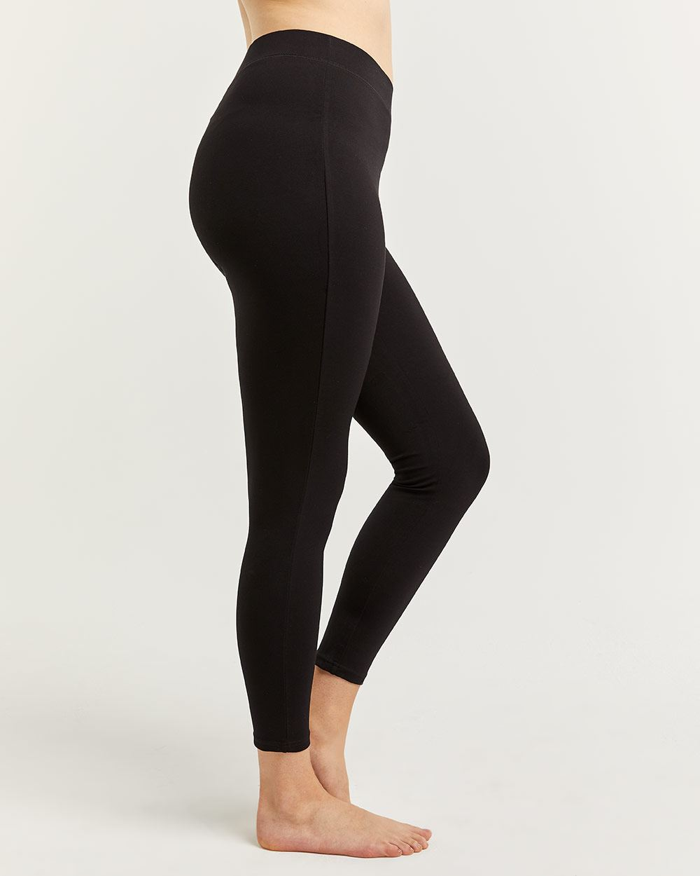 Lightweight Black Leggings