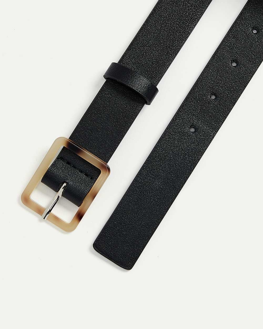 Belt with Tortoise Buckle
