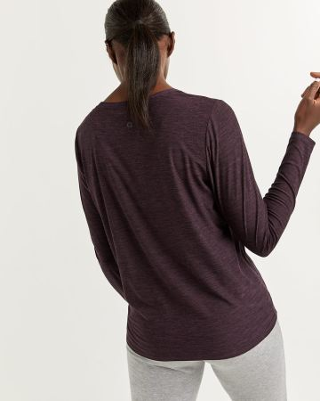 Hyba Ultra Soft Long Sleeve Tee