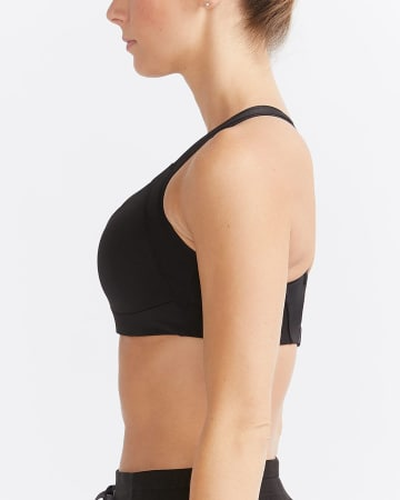 Hyba Mesh Medium-Support Sports Bra