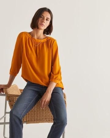 9316ddaac3dd46 Women's Shirts & Blouses: Casual & Formal | Reitmans Canada