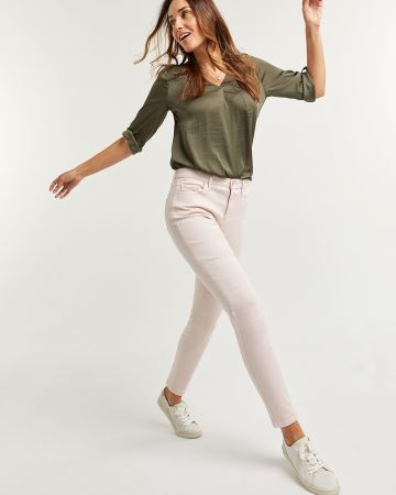 High Rise Skinny Jeans The Signature Soft - Petite