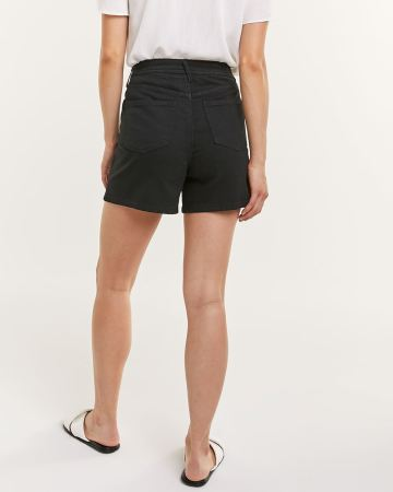 5-Button Fly Colored Shorts
