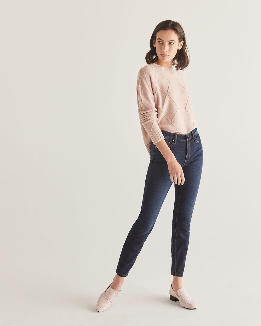 The Sculpting Skinny Jeans