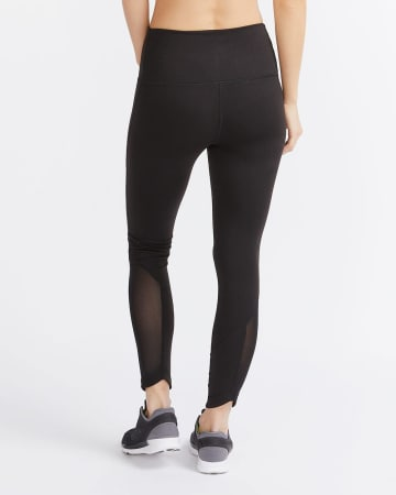 Hyba Perforated Mesh Legging