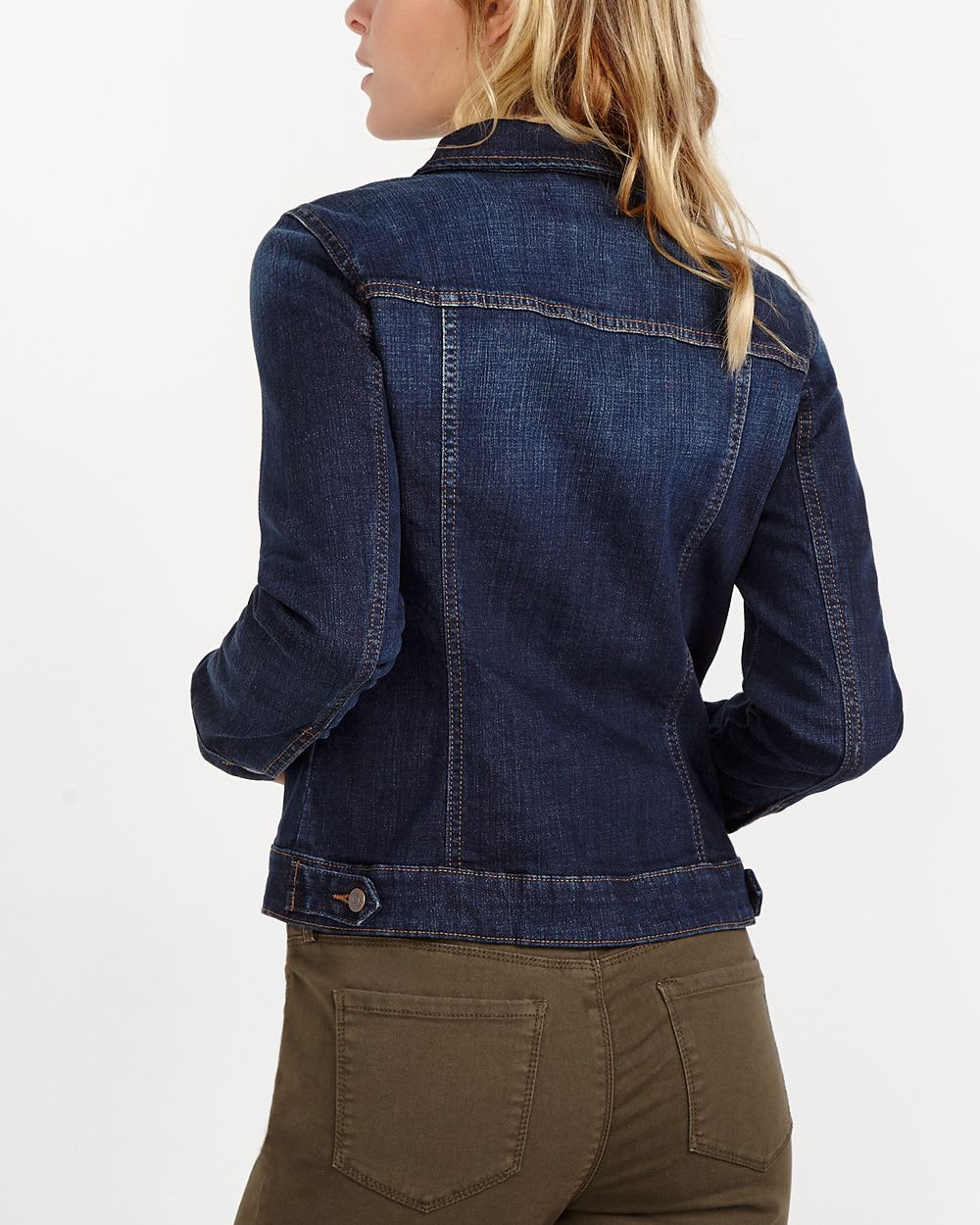Jeans Femmes Reitmans Veste En Brodée xTUA0H f3b717f6306