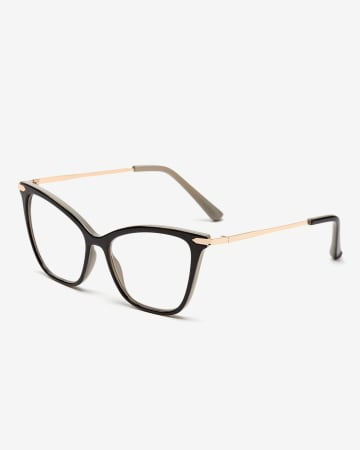 Cat Eye Rectangle Reading Glasses