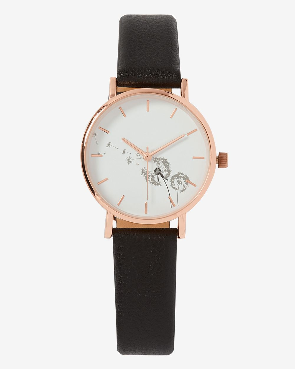 Dandelion Rose Gold Watch