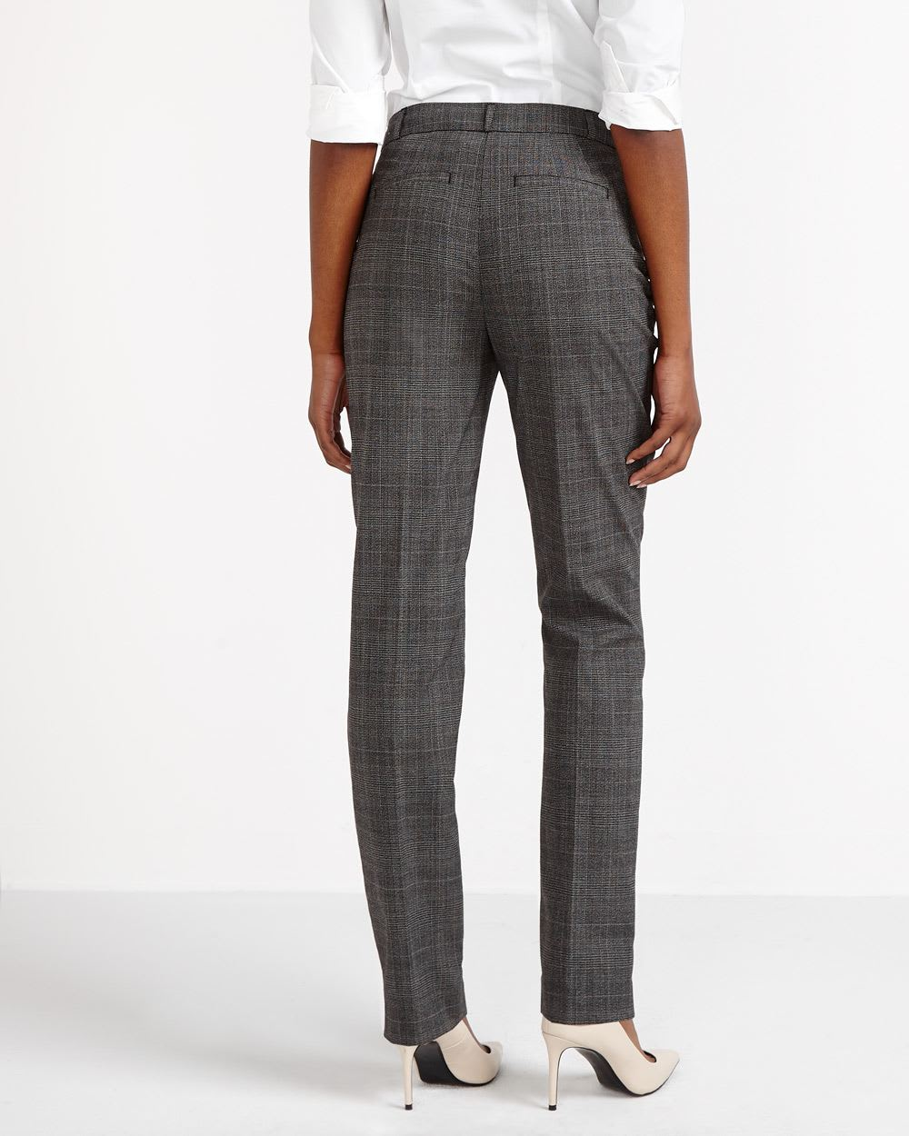 The Tall New Classic Plaid Pants