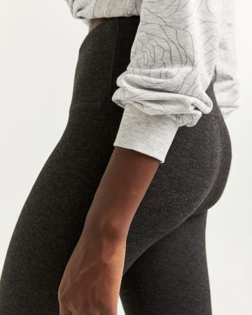 Hyba Namaste Fleece Yoga Leggings