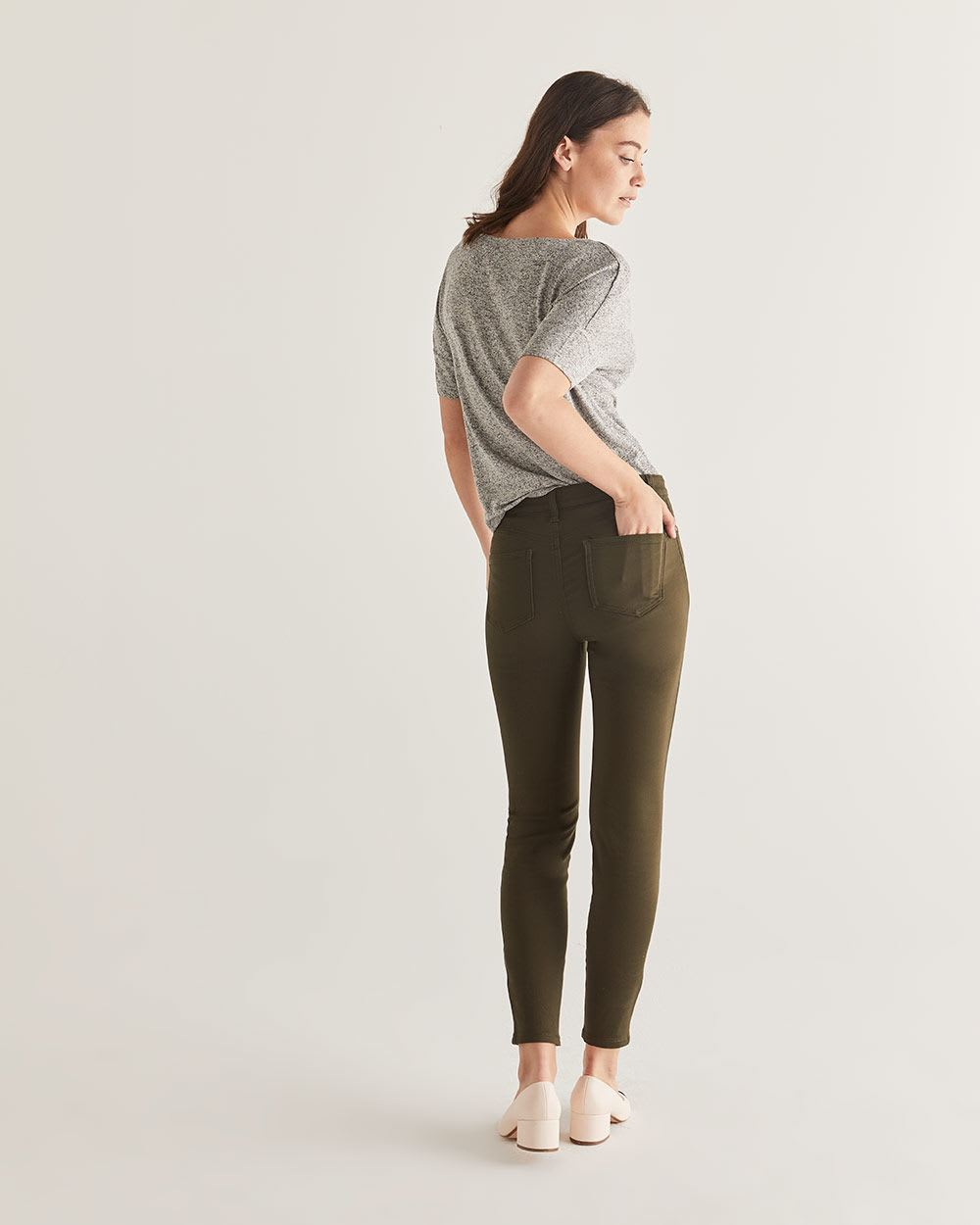 The Coloured Sculpting Skinny Jeans