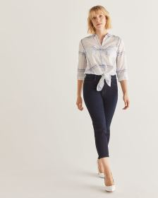 The Signature Soft Cropped Jeans - Petite