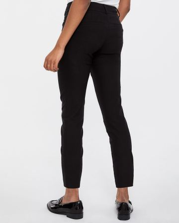 The Petite Iconic Ankle Pants