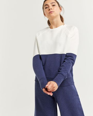 Colorblock Sweatshirt Hyba
