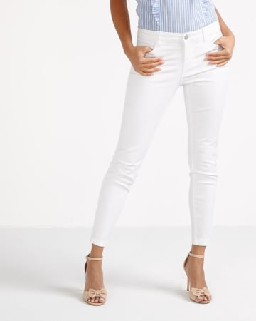 Petite Ankle Jeans