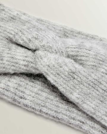 Twisted Knit Headband