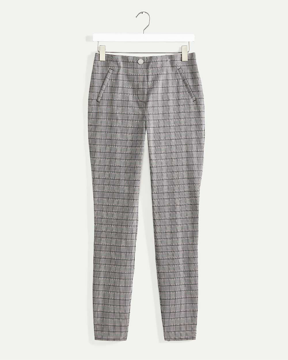 High Rise Glen Plaid Leggings The Iconic - Tall