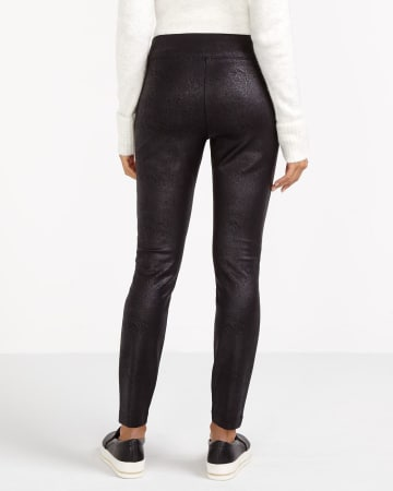 Coated Novelty Leggings