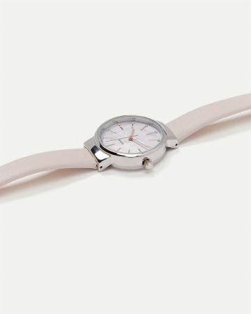 Pink Mother of Pearl Watch