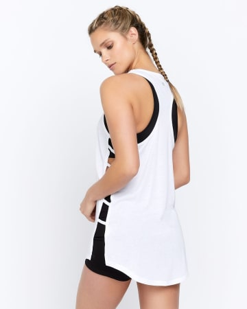 Hyba Tank Top with Cut-Out Sides