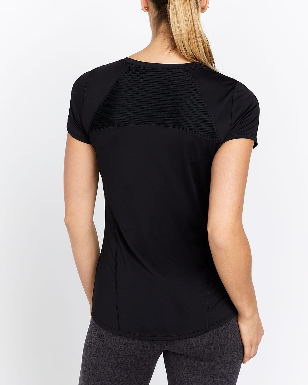 Hyba Essential Mesh T-Shirt