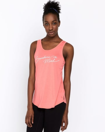 Hyba Cross Back Tank Top