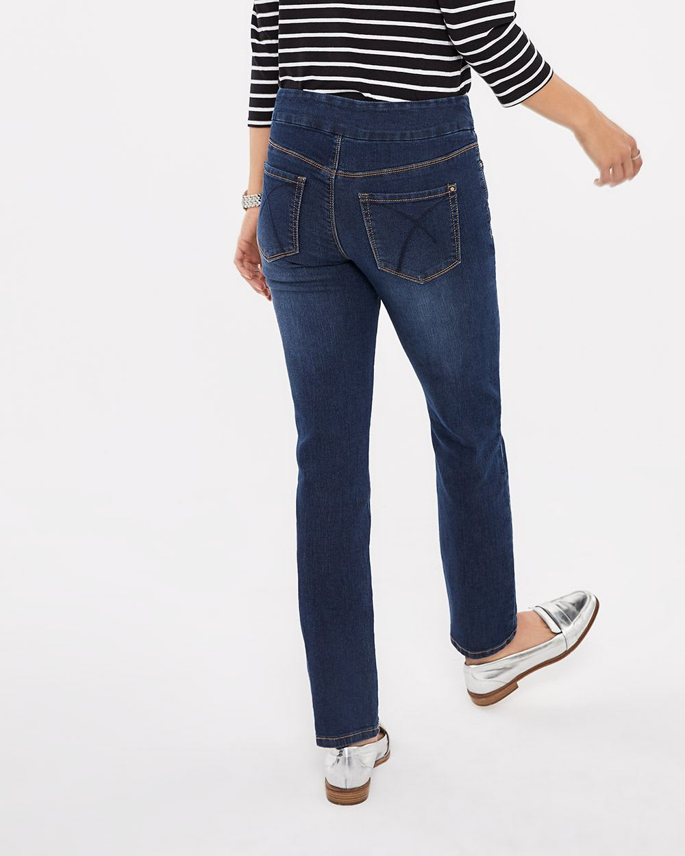 Straight Leg Jeans The Original Comfort