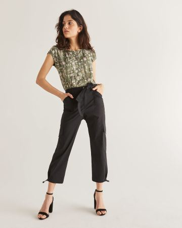 0d2fcce08a9 Women s Capris   Cropped Dress Pants   Trousers