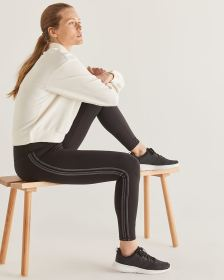 Hyba High Rise Leggings with Side Trims