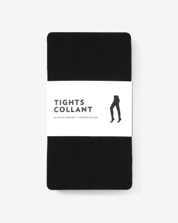 Collants noirs